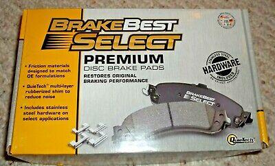 Disc Brake Pad Set-Brake Best Select Disc Brake Pad Rear- SM757 - NEW FREE