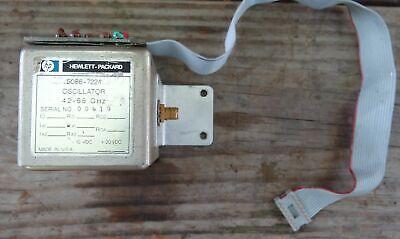 Hp Agilent Model 5086-7224 Oscillator 4.2-5.5 Ghz