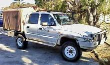 2003 Toyota Hilux Duel Cab Ute Turbo Diesel 3L Albany Albany Area Preview