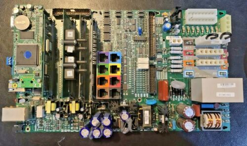 APC NETWORK CONTROLMODULE 641-0801C FOR INROW SC COOLING SYSTEM REV 07