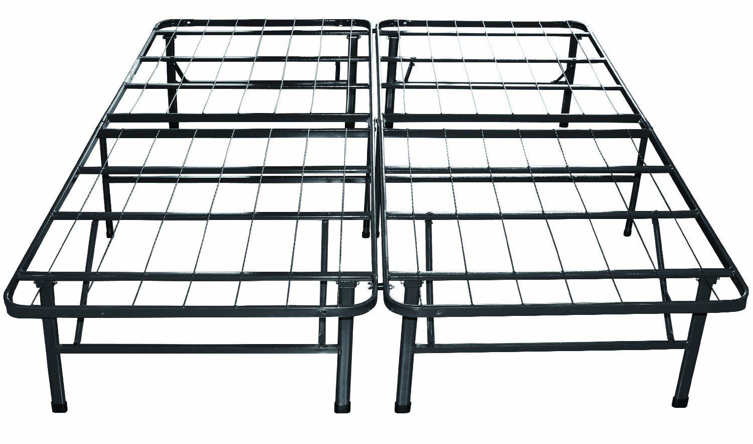 Metal bed frames with storage - Sleep Master Platform Metal Bed Frame