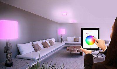 Virtueller Housesitter: Lightify erkennt potenzielle Gefahren. (© Osram)