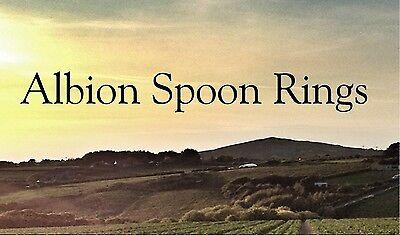 Albion Spoon Rings