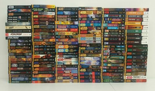 BUILD A LOT: STAR WARS Saga Paperback Books: CHOOSE TITLES: Brand NEW Legends