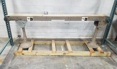 Smooth Flat Belt Conveyor 8 X 8 3849sr