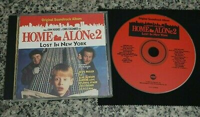 VTG Home Alone 2: Lost in New York Movie Soundtrack OST FOX 1992 Tested