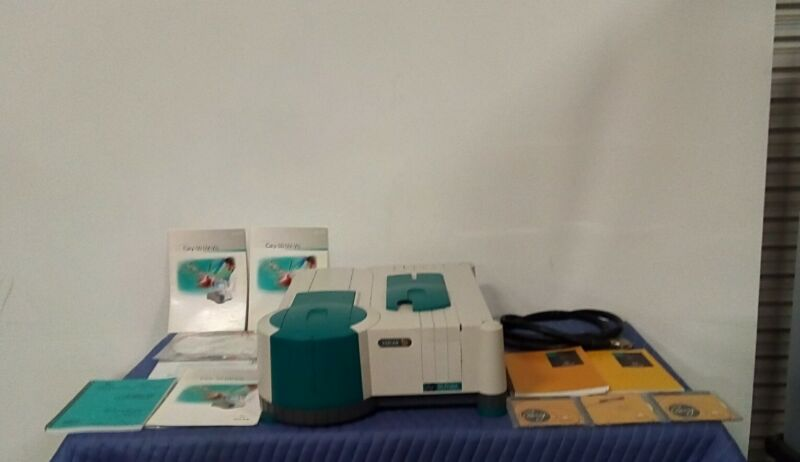 Varian Cary 50 Probe UV Visible Spectrophotometer w/ Software
