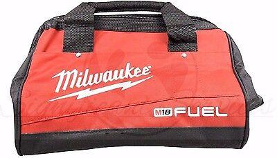 "New Milwaukee Fuel M18 / M12 13"" Heavy Duty Contractors Tool Bag 13"" x 9"" x 10"""