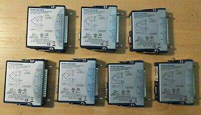 National Instruments Ni Cdaq-9237 Dsub 4 Channel Strain Bridge Input Module