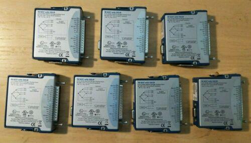 National Instruments NI cDAQ-9237 DSUB 4 channel Strain / Bridge Input Module