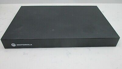 Motorola B1911a Ip Dispatch Console Professional Control Deck