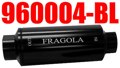 Fragola 960004-BL Performance Systems Inline Fuel Filter best price look