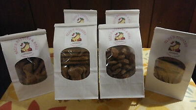 Homemade Dog Treats ~ Cleo's Cookies & Britanny's Buttons and Bows ~ The (Best Homemade Dog Treats)