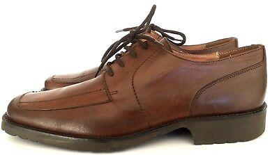 Caleres Brown Shoe Sloan Street Mens 11 5 Leather Comfort Dress Shoe