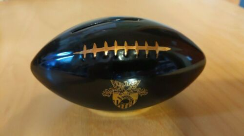 Vintage WEST POINT United States Military Academy Football Bank