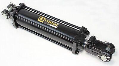 2 Bore 30 Stroke Tie Rod Hydraulic Cylinder
