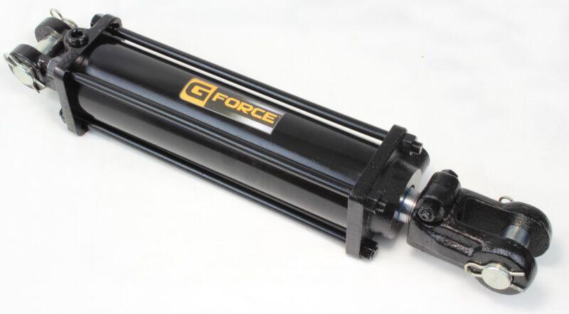 """3.5"""" Bore, 6"""" Stroke, Tie Rod Hydraulic Cylinder"""
