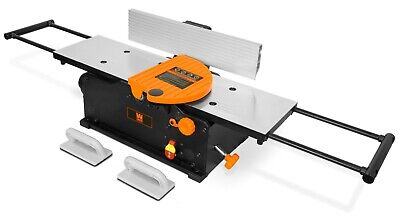 Wen Jt833h 10-amp 8-inch Spiral Benchtop Jointer With Extendable Table