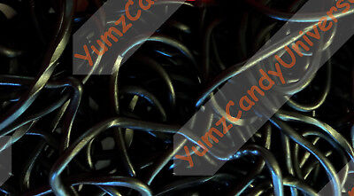 - Gerrit Verburg Broadway Imported Black Licorice Laces  ½, ¾, 1lb F/S