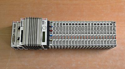 Beckhoff Embedded Controller Pc System Cx-1020-0111 Kl1488.... Free Ship