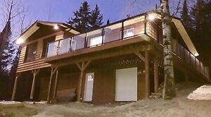 BIRD RIVER (lac du bonnet). 3 bedroom cottage rental