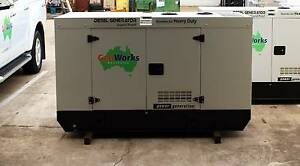 Diesel Generator 12.5kVA 415V in Canopy Raceview Ipswich City Preview