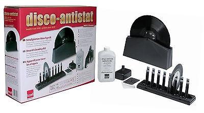Schallplatten Waschgerät KNOSTI Disco-Antistat NEU Plattenwaschmaschine