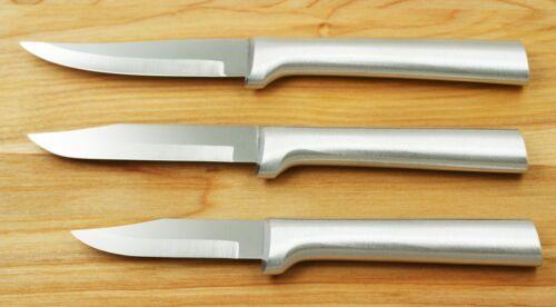 RADA R101 R102 R103 SET OF 3 PARING KNIVES SAME AS S01 NO BOX PCS USA PICK QTY +