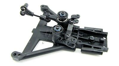 Steer Bellcrank - SLASH 4x4 ULTIMATE STEERING skid Plate vxl bellcrank LCG rustler Traxxas 68077-4