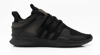 ADIDAS MEN'S EQT SUPPORT ADV CORE BLACK TRIPLE BLACK CP8928