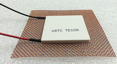 Thermoelectric Modules - Te High Power Peltier Coolers Kryotherm Drift 08 Ht