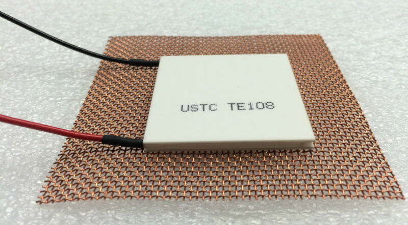 Thermoelectric Modules - TE High Power Peltier Coolers Kryotherm Drift 0,8 HT