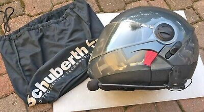 casco modulare Schuberth C2 come nuovo usato 2 volte