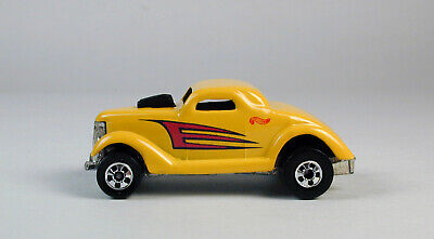 Hot Wheels Neet Streeter Yellow India Base No Package