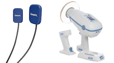 Combo Of Nomad Pro2 Dental Portable Xray And Gendex Gxs-700 Sensor Rvg Size 2