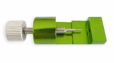 Aluminum Green Watch Band Bracelet Link Pin Remover Watch Repair Tool US SHIPPER