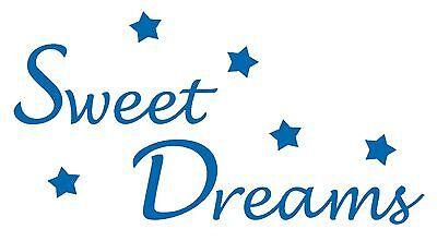 all Art, Boys/Girls Bedroom,Custom Vinyl Sticker (Sweet Dream Girls)