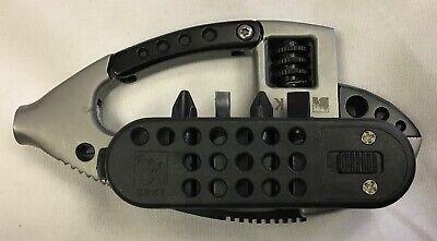 CRKT Guppie H 9070 part # D513,579 Multitool - NEW NO BOX Crkt Guppie Multi Tool