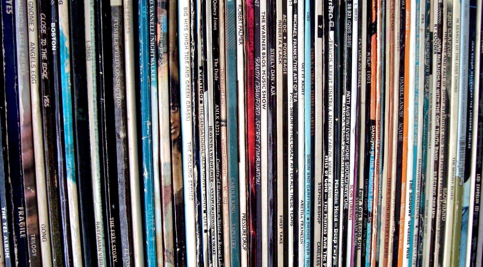 J's Record Stash