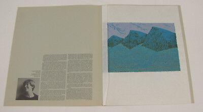 Edition graphische Blätter, Rheinische Post, Martel Wiegand, 3/500 , von 1980 (Edition Blätter)