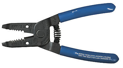 Klein Tools 1011 Wire Strippercutter - 10-20 12-22 Awg