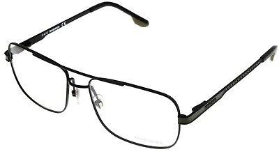 Diesel Men Eyeglasses Frame Black Aviator DL5046 005