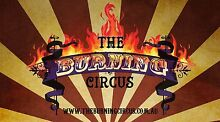 The Burning Circus - Fire Shows - L.E.D Performances Newcastle 2300 Newcastle Area Preview
