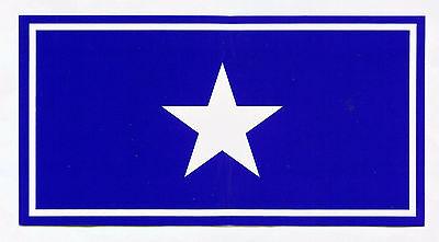 Aufkleber Bonnie Blue Sticker CSA Rebel Konföderierte Südstaaten