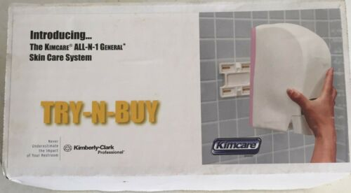 Wall mounted Refill Kimcare Gentle Lotion Skin Cleanser  ALL-N-1 General 1.5L