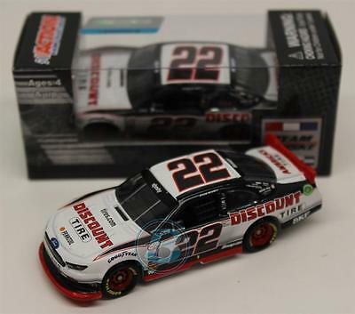 2016 Ryan Blaney  22 Discount Tire 1 64 Action Diecast In Stock Free Shipping