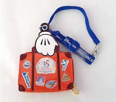 Tokyo Disney Resort 35th anniversary Limited Ticket Holder Vacation Package Nove for sale  Shipping to Canada