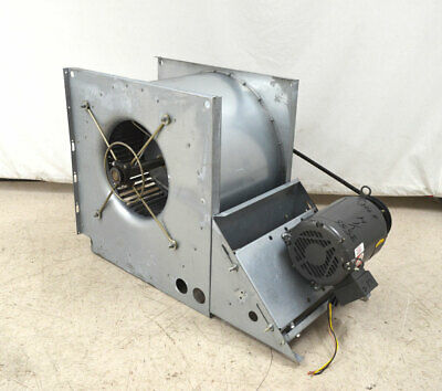 Baldor 10-hp 3-ph Centrifugal Blower Exhaust Squirrel-cage Fan Belt-driven Ac