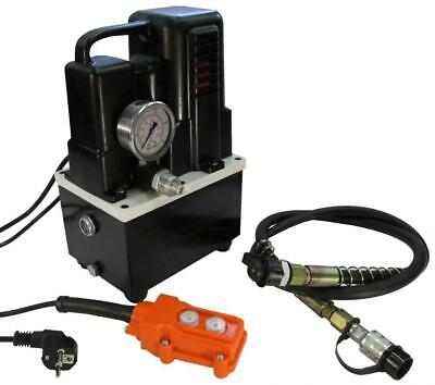 Electric Driven Hydraulic Pump Single Acting Solenoid Valve B-700t