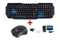 NEW 2.4GHz Wireless Keyboard And Mouse